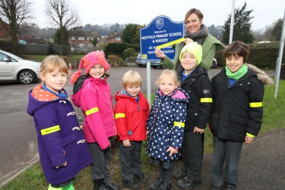 Taylor Wimpey - walk to school - Westfield Primary School